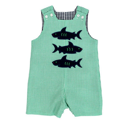 Shark Trio-Reversible John John
