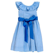 Ginghams Galore-Jackie Dress in Blue