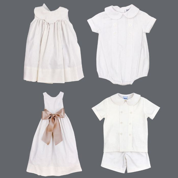 Whisper Linen-Dressy Short Set