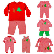 Christmas Lights-Boys Pant Set