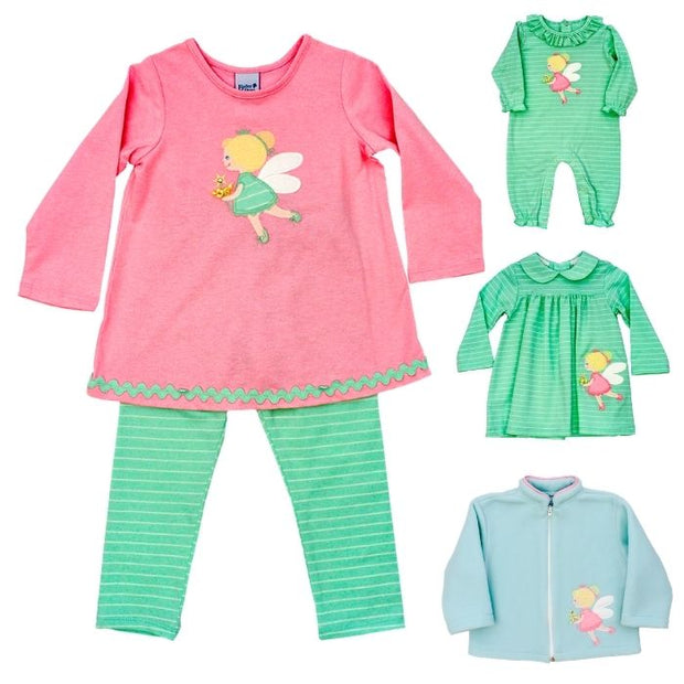 Flossy Fairy-Tunic Pant Set