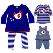 Rooster-Tunic Pant Set