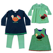 Touchdown Turkey-Tunic Pant Set
