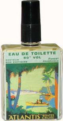 Outremer - L'Aromarine Travel Line - Atlantis Eau de Toilette - Hampton Court Essential Luxuries
