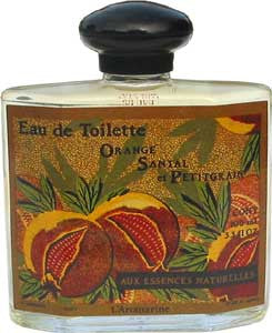 Outremer - L'Aromarine Natural Trend Eau de Toilette - Orange Sandalwood