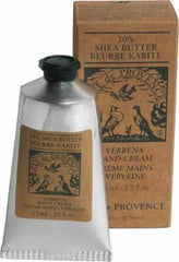 Pre de Provence Shea Butter Dry Skin Hand Cream with Verbena - Hampton Court Essential Luxuries