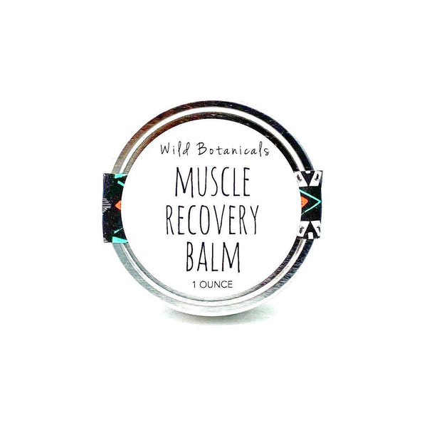 Wild Botanicals - 1oz Muscle Recovery Balm Tin