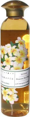 Terra Nova Plumeria Hydrating Body Wash