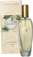 Terra Nova Gardenia Cologne Mist - Hampton Court Essential Luxuries