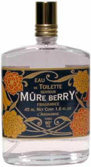 Outremer - L'Aromarine Eau de Toilette - Mure Berry - Hampton Court Essential Luxuries