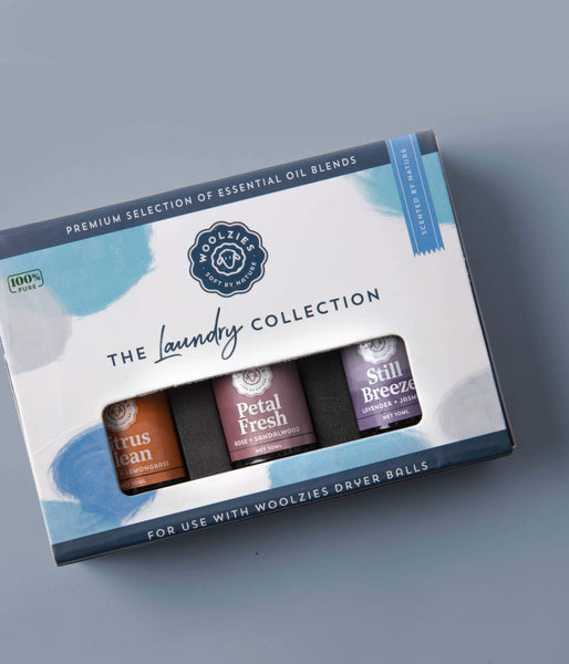 Woolzies The Laundry Essential Oil Collection