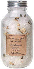 Lothantique Pamplemousse Grapefruit with Grapefruit Peel Bath Salts - Hampton Court Essential Luxuries