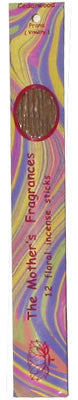 The Mother's Fragrances Incense - Cedarwood