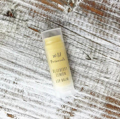 Wild Botanicals - Blueberry Lemon Lip Balm