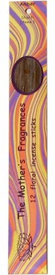 The Mother's Fragrances Incense - Amber