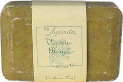 La Lavande Broyee Soap - Verveine (Verbena Leaf) - 200gm - Hampton Court Essential Luxuries