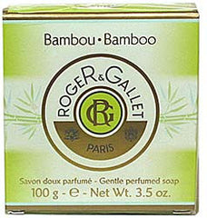 Roger & Gallet Bamboo Firming Soap - Hampton Court Essential Luxuries