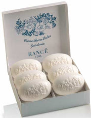Rance Classic Soap - Gardenia - Hampton Court Essential Luxuries