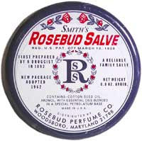 Smith's Rosebud Salve - Hampton Court Essential Luxuries