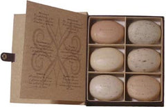 Bronnley Soaps - Herbarium Guest Soaps - Hampton Court Essential Luxuries