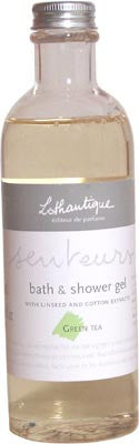 Lothantique Green Tea Shower Gel