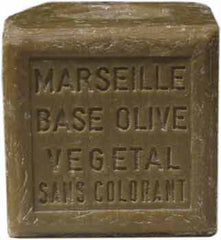 La Lavande Cube Olive Oil Soap - 600gm - Hampton Court Essential Luxuries