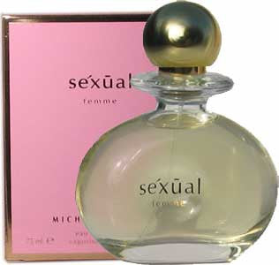 Michel Germain sexual femme eau d' parfum
