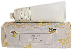 Lollia Wish Hand Créme - Hampton Court Essential Luxuries