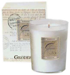 Geodesis Tuberose 220g Scented Candle - Hampton Court Essential Luxuries