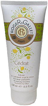 Roger & Gallet Cedrat Citron - Moisturizing Fragrant Body Lotion