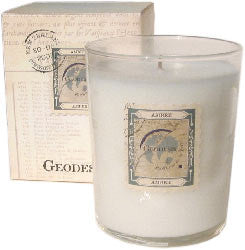 Geodesis Amber Foam 220g Scented Candle