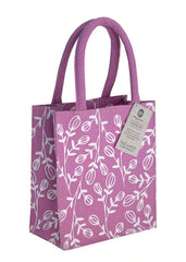 Mangiacotti Jasmine Plum Everyday Tote Bag