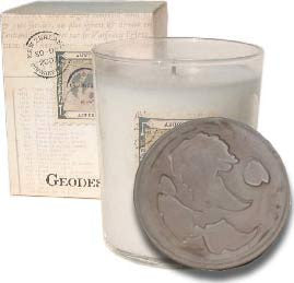 Geodesis Candle Cover