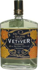 Outremer - L'Aromarine Eau de Toilette - Vetyver - Hampton Court Essential Luxuries
