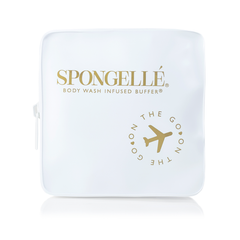 Spongellé Travel Case - White