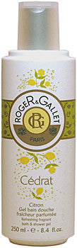 Roger & Gallet Cedrat Citron Shower Gel