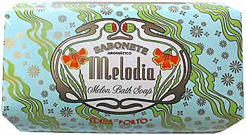 Claus Porto Melodia - Melon Bath Soap