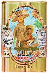 Dolce Mia Hawaiian Bar Soap - Hula Couple - Tropical Citrus - Hampton Court Essential Luxuries