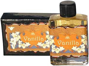 Seventh Muse Fragrant Oil - Vanilla