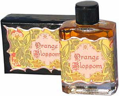 Seventh Muse Fragrant Oil - Orange Blossom - Hampton Court Essential Luxuries