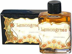 Seventh Muse Fragrant Oil - Lemongrass - Hampton Court Essential Luxuries