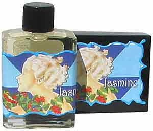 Seventh Muse Fragrant Oil - Jasmine