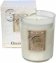 Geodesis Black Tea 220g Scented Candle - Hampton Court Essential Luxuries