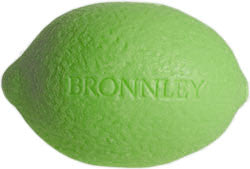 Bronnley Lime & Bergamot Soap - Single 100gm