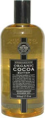 Somerset Toiletries Organic Cocoa Butter Moisturizing Shower Gel - Hampton Court Essential Luxuries