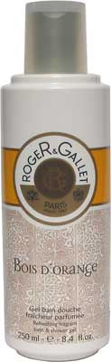 Roger & Gallet Bois d' Orange Refreshing Fragrant Bath & Shower Gel