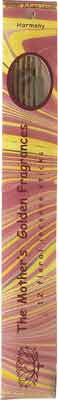 The Mother's Fragrances Incense - Harmony - Golden Autumn Leaves