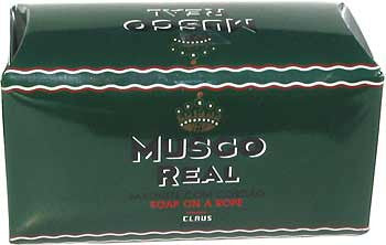 Claus Porto Musgo Real - Soap on a Rope