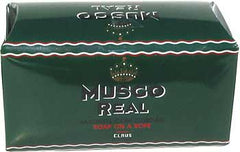 Claus Porto Musgo Real - Soap on a Rope - Hampton Court Essential Luxuries