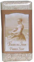 La Bouquetiere Fleurs Marina French Soap - Hampton Court Essential Luxuries